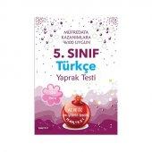 Nartest 5. Sınıf Türkçe Yaprak Test
