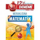 8. Sınıf Meraklısına Genç Matematik 12 Deneme Sına...