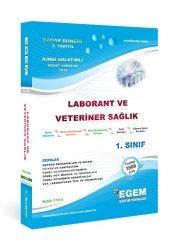 Laborant Ve Veteriner Sağlık 1. Sınıf Bahar Dönemi Egem