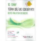Test Okul 10.snf. Ders Anlatım Rehberi Türk Dili Ve Edebiyatı