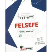Kafadengi Tyt Ayt Felsefe Soru Bankası (2019 Yks)...