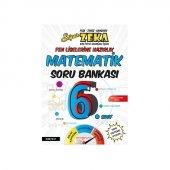 6. Sınıf Pısa Tımss Matematik Soru Bankası Fen Liselerine Hazırlı