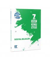 7.Sınıf Sosyal Bilgiler Beceri Odaklı Konu Anlatım Kitabı Doğru Cevap Yayınları