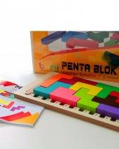 Penta(Katamino) Bloklar Akıl Oyunu
