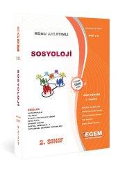 Sosyoloji 2. sınıf Bahar Dönemi EGEM