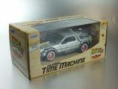 Geleceğe Dönüş Arabası Seri 3 Metal Model Araba Back To The Futur-3