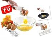 Ez Cracker Yumurta Kırma ve Sarı Ayırma Makinası