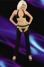 Lablinque Bayan Fantezi Kovboy Kostüm (Art 2081)