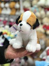 24cm Sevimli Oturan Köpek Daisy Peluş Oyuncak...