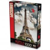 1000 Parça Eiffel Tower Puzzle-4