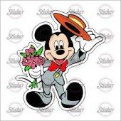 Micky Mouse Sticker - 23080