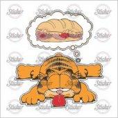 Garfield Sticker - 23069