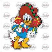 Donald Duck Sticker - 23052