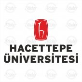 Hacettepe Üniversitesi Sticker - 16011