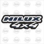 Hilux 4x4 Sticker - 22015