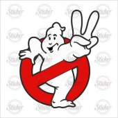 Ghost Busters 2 Sticker - 20061