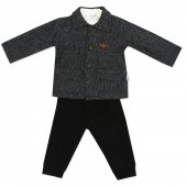 Donino Ceketli 3lü Erkek Bebek Takım