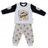 Erkek Bebek Pijama Takımı