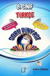 A Kare Yayınları 8.sınıf Türkçe Soru Dünyası