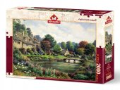 Art Puzzle Dağ Köyü 2000 Parça Puzzle