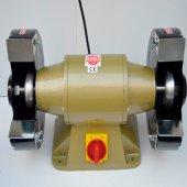 Lider 200 Mm Monofaze Taş Motoru 200 Mm Taş Takılabilir 220 Volt