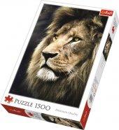 Trefl Puzzle Lions Portrait 1500 Parça Puzzle