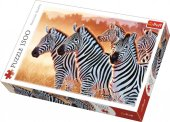 Trefl Puzzle Zebras 1500 Parça Puzzle