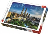Trefl Puzzle Petronas Twin Towers 2000 Parça Puzzle