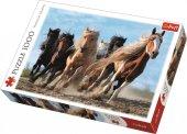 Trefl Puzzle Galloping Horses 1000 Parça Puzzle
