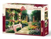 Art Puzzle Cennet Bahçesi 2000 Parça Puzzle