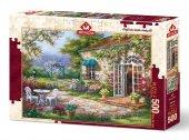 Art Puzzle Spring Patio 500 Parça Puzzle