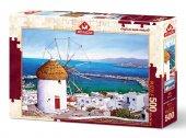 Art Puzzle Mykonos 500 Parça Puzzle