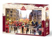 Art Puzzle Trafalgar Meydanı, Londra 2000 Parça Puzzle