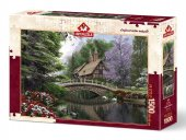 Art Puzzle Taş Köprü 1500 Parça Puzzle