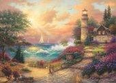 Anatolian 1500 Parça Sahil Düşleri Puzzle Seaside Dreams