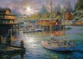 Art Puzzle Balıkçı Rıhtımı 2000 Parça Puzzle