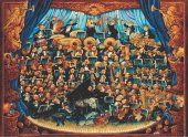 Anatolian 1000 Parça Orkestra Puzzle Fortissimo