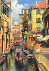 Anatolian 500 Parça Venedikte Pazar Puzzle Sunday İn Venice