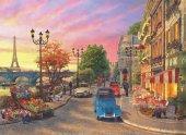 Anatolian 1000 Parça Pariste Akşamüstü Puzzle Seine Sunset