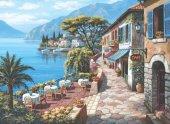 Anatolian 1000 Parça Teras Cafe Iı Puzzle Overlook Cafe Iı