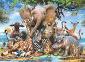 Anatolian 1000 Parça Gülümse Puzzle Africa Smile