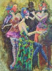 Anatolian 1000 Parça Renk Üçlüsü Puzzle Color Trio