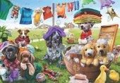 Anatolian 260 Parça Eğlenceli Köpekler Puzzle Puppies Playing
