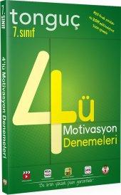 Tonguç Akademi 7. Sınıf 4lü Motivasyon Denemeleri