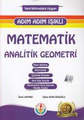 Bilal Işıklı Yayınları Matematik Analitik Geometri Adım Adım Işık