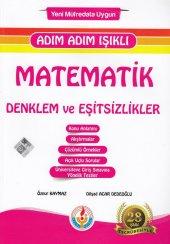 Bilal Işıklı Yayınları Matematik Denklem Ve Eşitsizlikler Adım Ad