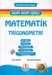 Bilal Işıklı Yayınları Matematik Trigonometri Adım Adım Işıklı