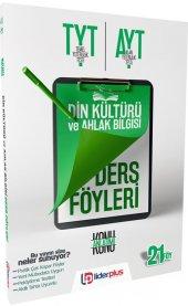 Lider Plus Yayınları Tyt Ayt Din Kültürü Ve Ahlak Bilgisi Konu An