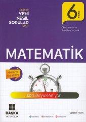 Başka Yayıncılık 6.sınıf Matematik Yeni Nesil Sorular