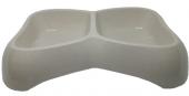 Eastland Plastik Mama Su Kabı 35.5*22 CM 2 Lt Krem